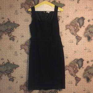 Tory Burch navy blue dress